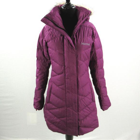 New Marmot Long Down Varma Coat 700 Fill b9d4862b9994